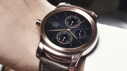 LG Watch Urbane mit Android Wear