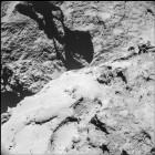 Erste Fotos veröffentlicht: Rosetta im Sturzflug auf den Kometen