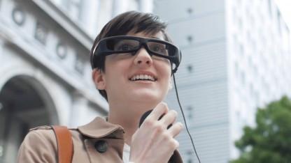 Die erste Entwicklerversion von Sonys Smart Eyeglass ist in Deutschland vorbestellbar.