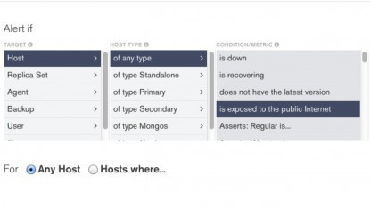 Mit Sicherheitschecks sollen Datenbankinstallationen von MongoDB abgesichert werden können.