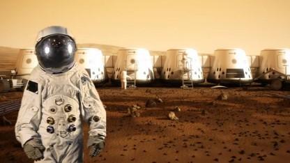 Kandidaten von Mars One werden ihre Kolonie wohl nie errichten.