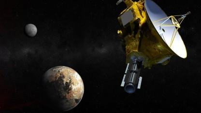 Raumsonde New Horizons: Jeder kann Bilder einsenden.