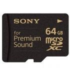 Hi-Fi: Sony will MicroSD-Karte für Premium-Sound verkaufen