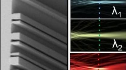 Achromatische Metaoberfläche: Google initiierte die Forschungsarbeit.