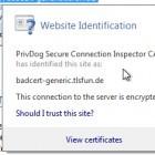 Privdog: Software hebelt HTTPS-Sicherheit aus