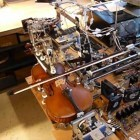Ro-Bow: Roboter spielt Geige