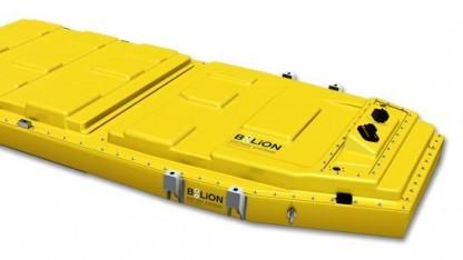 Magna-Batterie für Elektroautos