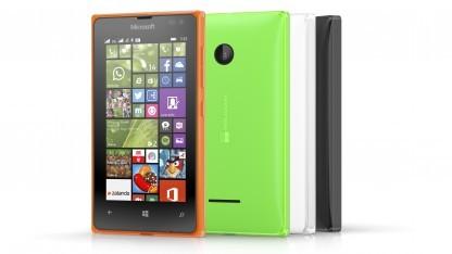 Das Lumia 532 erscheint in Kürze in Deutschland.