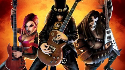 Artwork von Guitar Hero - Legends of Rock
