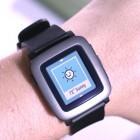 Smartwatch: Pebble Time mit Farbdisplay soll eine Woche laufen