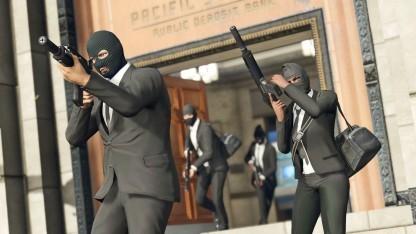 Ein Heist in GTA Online