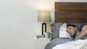 Luna Sleep kann auch mit Smart-Home-Lösungen kommunizieren.
