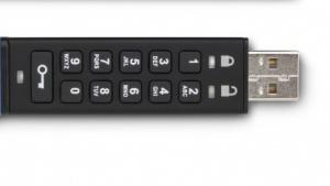 Encrypted USB Flash Drive
