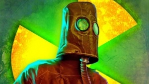 Artwork von Radiation Island