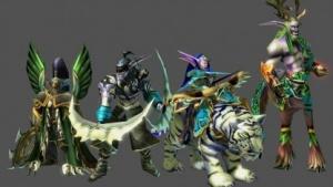 Assets aus Warcraft 3