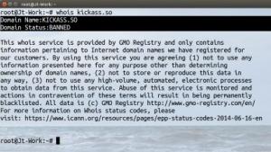 Der Torrent-Anbieter Kickass wurde unter seine somalischen Domain gesperrt.