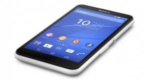 Das neue Sony Xperia E4