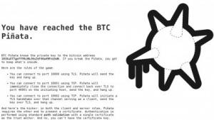 Bitcoins als Belohnung für einen erfolgreichen Angriff auf MirageOS