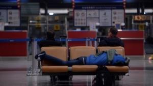 """Fluggastdaten in Europa sollen bis zu fünf Jahre lang in """"verschleierter"""" Form gespeichert werden."""