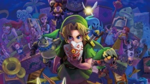 Artwork zu Majora's Mask 3D
