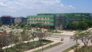 Der Campus der Informatikuniversität Havanna