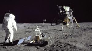 Apollo 11 auf dem Mond: Töne aus knapp 60 Jahren Raumfahrt