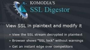 SSL Digestor - eine gefährliche Technologie, die in vielen Programmen zum Einsatz kommt.