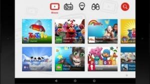 Screenshot der App Youtube Kids