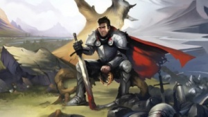 Artwork von Crowfall