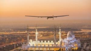 Solarflugzeug Solar Impulse über Abu Dhabi: Ist das Zeitalter der Abenteuer vorbei?