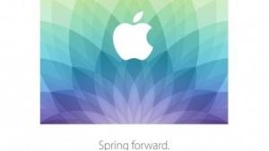 Apples Frühlings-Event startet am 9. März.