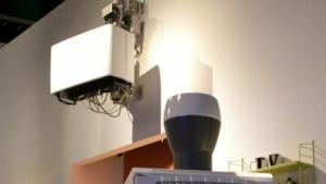 5G Radio Testbed in einem Ericsson-Studio