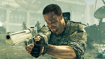 Captain Walker in Spec Ops The Line