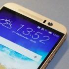 One M9 im Hands on: HTCs Lollipop-Smartphone hat ein Zusatzknöpfchen