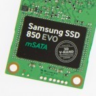 Samsung 850 Evo: M.2- und mSATA-Kärtchen erhalten mehr Cache
