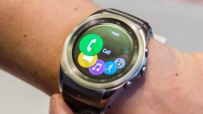 LGs neue Watch Urbane LTE