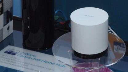Mit der Z-Wave-Bridge startet D-Link seine neuen Smarthome-Sensoren.