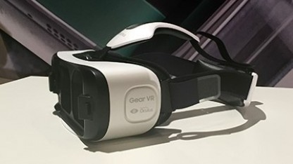 Gear VR für Galaxy S6