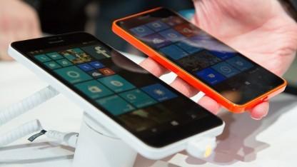 Das Lumia 640 und das Lumia 640 XL von Microsoft