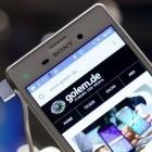 Xperia M4 Aqua im Hands on: Sonys preisgünstiger Einstieg in die Unterwasserwelt