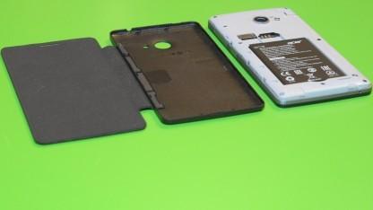 Acer bietet neben Android-Smartphones nun auch ein Modell mit Windows Phone als Betriebssystem an.