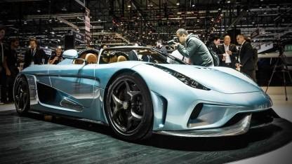 Koenigsegg Regera: in 20 Sekunden auf 400 km/h
