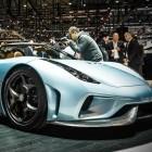 Koenigsegg Regera: Erster Hybridsupersportwagen fährt ohne Getriebe