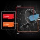 Virtual Reality: AMDs Liquid VR nutzt eine Grafikkarte pro Auge