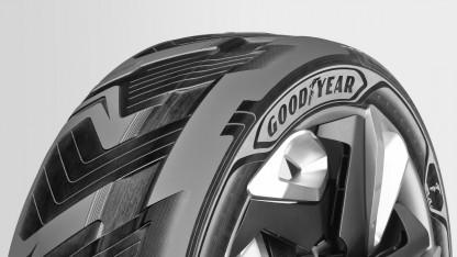 Reifen BH03: ultraschwarze Textur