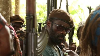 Idris Elba spielt eine der Hauptrollen in Beasts of No Nation.