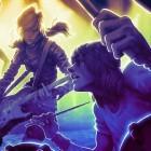 Harmonix: Rock Band 4 mit Gitarre und Schlagzeug