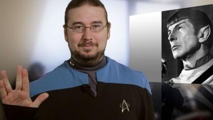 Golem.de-Redakteur und Star-Trek-Fan Tobias Költzsch im Wochenrückblick