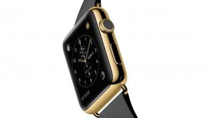 Apple Watch in Gold für 11.000 Euro