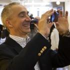 Patrick Pichette: Google-Topmanager geht mit 52 in Rente